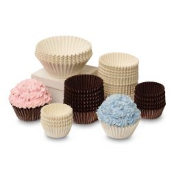 Baking Cups & Steam Papers