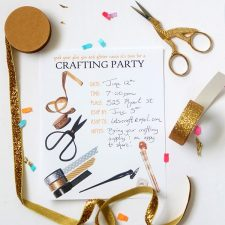 Party Stationery & Party Bags